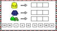 Nuevas actividades para trabajar la conciencia fonológica en la que nuestros alumnos deben de recortar y pegar diferentes sílabas para formar palabras que coincidan con los dibujos.  DESCARGA LAS […]