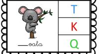 Divertidas fichas para trabajar con los niños de infantil el sonido de la letra de inicio.    Repasamos el abecedario de forma divertida   Descarga el recurso […]