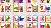 Aquí os dejamos unas interesantes tarjetas para trabajar las vocales en nuestras clases la colección consta de más de 50 tarjetas con sus dibujos correspondientes.  Super tarjetas para trabajar […]
