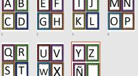 El abecedario o alfabeto; es una representación estructurada de las letras que conforman un idioma, en su conjunto; estas letras forman palabras para poder expresar lo que deseemos tanto de […]