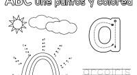 Sencillas actividades para formar dibujos uniendo puntos en esta ocasión vamos a trabajar el abecedario, además podemos colorar la ficha y trabajar el trazo con el resto de actividades que […]
