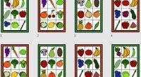 Lotería de frutas y verduras es un juego de azar en el que cada participante tiene uno o varias fichas con unas frutas y verduras impresas. De forma aleatoria se […]