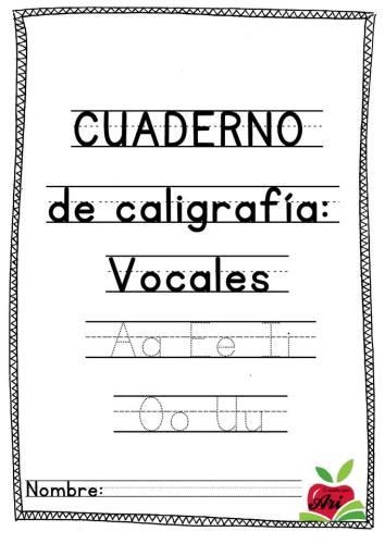 Cuadernos de Caligraf a Rubio PDF