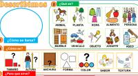 Os dejamos unos interesantes bancos de palabras que nos pueden ser muy útiles para trabajar las descripciones.