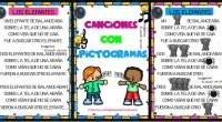 Canciones con pictogramas para Educación Infantil y Preescolar 2018
