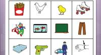 Los juegos didácticos tradicionales de lotos forman parte del material básico de la reeducación logopédica. En nuestro caso os hemos preparado un loto con pictogramas con de la letra «p»