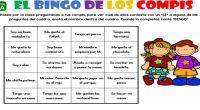 Un excelente recursoqué podemos llevar a cabo los primeros días de clase es el Bingo de los amigos, esta actividad consiste en repartir diferentes cartones de bingo a los COMPIS […]