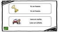 Hoy os hemos preparado unas nuevas actividades para trabajar la comprensión lectora y la agudeza visual, en las que deben subrayar la frase correcta de las dos que se presentan […]