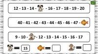 Hoy os traemos un ejercicio matemático de conteo que consiste en averiguar, en una serie de números, qué cifra representa el animalito que se ha colado en cada numeración. Hay […]