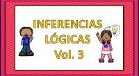 Os hemos preparado estas actividades para trabajar la comprensión lectora y el razonamiento trabajando con inferencias lógicas.