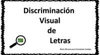 Actividades como éstas fomentan la discriminación visual y la percepciónestimulando tanto la atención como la percepción del niño o niña de Infantil. El estímulo de estos aspectos a edades tempranas […]