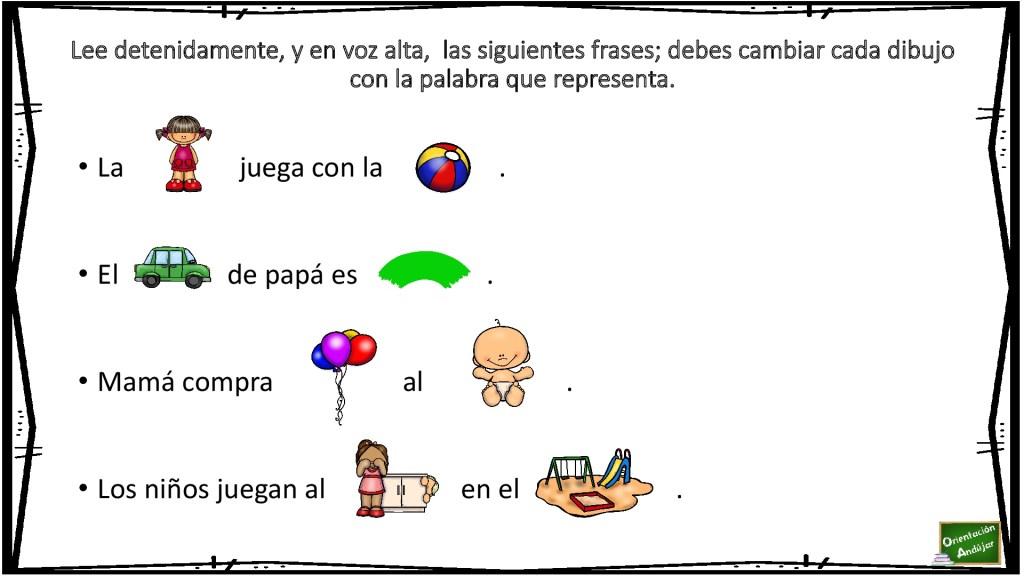 Estimulación Cognitiva Memoriza Frases E Imágenes