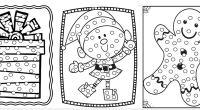 Hemos preparado unos sencillos dibujos para trabajar en clase con nuestros alumnos para trabajar la motricidad mediante el uso de gomets o pompones de colores. DESCARGA EL ARCHIVO EN PDF