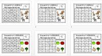 Os hemos preparado una serie de sencillas sopas silábicas para los más peques, las temáticas son animales, frutas y verduras. En ellas nuestros alumnos deben de buscar 4 labraras escondidas, […]