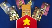 El Castillo del Terro gana el premio al Mejor Juego Familiar Español del Año otorgado por la malagueña Board Game Convention (BGC). A Luca le encanta este juego.