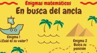 Gracias a Cristina Arcos @educa_amoren IG os traemos esta fenomenal ficha de trabajo para la trabajar en el segundo ciclo de primaria con unos divertidos enigmas matemáticos. DESCARGA LOS ENIGMAS […]