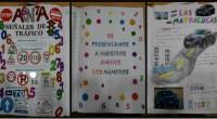 Libro viajero de los números para 4 años