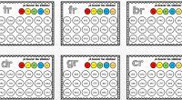 ROTACISMO BUSCA Y COLOREA LAS TRABADAS, en estas actividades nuestros alumnos deben de buscar las diferentes sílabas trabadas que les pedimos y colorear según el código que les proporcionamos.