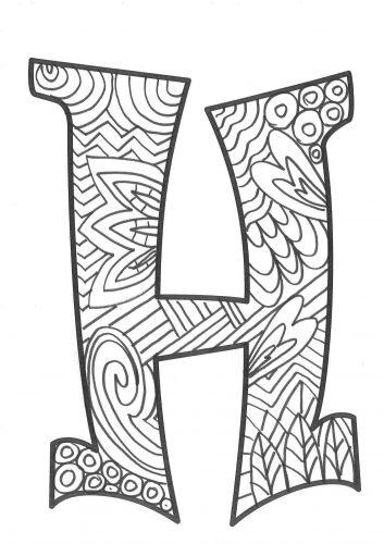 Las mandaletras súper originales aprendemos el abecedario