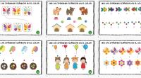 Acabamos de preparar estos nuevos marteriales para trabajar la atención, en la que nuestros alumnos/as deben de unir dos imagenes que tienen una relación de color, con lo que trabajamos […]
