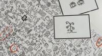 Os fichas del mosaico y el mosaico que emplee (extraído de Pinterest) para trabajar la atención y discriminación visual. Se presenta una carta y el sujeto debe buscar la imagen […]