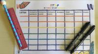 Os dejamos la ficha del juego del Stop. ⚠️STOP: EL JUEGO DE LAS PALABRAS ⚠️Nuevo juego para practicar las clases de palabras. Tomando como base el clásico juego del Stop […]