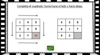 Sencilla actividad matemática para practicar el cálculo mental a través de sumas.