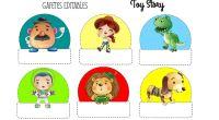 ¡Hoy compartimos con todos vosotros una fantástica colección de maravillosos gafetes escolares de Toy Story 4! Son editables e ideales par colocar en las mesas de nuestros peques. Primera entrega […]