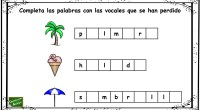 Fuga de vocales son una serie fichas, con el objetivo de desarrollar la conciencia fonológica a través de la ejercitación de la percepción de las estructuras básicas que relacionan el […]