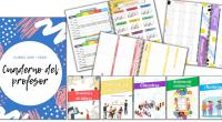 Os compartimos el super cuaderno del profesor + la agenda del blog de nuestro amigo FRAN de RecursosEP espero que os sea de utilidad.