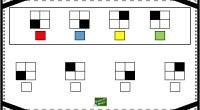Nueva actividad de atención y memoria visual para trabajar a través de la tarea de colorear. La memoria visual implica ser capaz de mantener una imagen mental de una secuencia […]