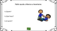 Os presentamos estas sencillas actividades, para trabajar la comprensión lector de frases cortas, en ellas nuestros alumnos/as deben de contestar a unas sencillas preguntas, a partir de una breve frase […]