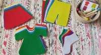 Qué ropa vamos a tender?🎽👖👕🧦 Tendremos que fijarnos muy bien lo que nos dice la tarjeta. Relacionar color de la pinza con la pieza de ropa. Identificar, hacer correspondencia, reconocer […]