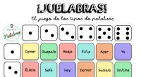 Os dejamos este divertido juego para trabajar las diferentes palabras y tipos de palabras.
