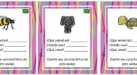 Sencillas tarjetas para los más peque en las que vamos a ayudarles a conocer mas cosa sobre los animales. DESCARGA LOS MATERIALES EN PDF Tarjetas infantiles Aprendemos sobre los animales […]