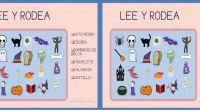 Lee y rodea versión español y versión en inglés con la temática que nos acompaña este mes de Octubre que es el monstruoso Halloween!!!! Ojalá os guste mucho muchísimo! lee […]
