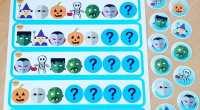 uen viernes!😘 Hoy les dejo una mini actividad de Halloween! Se trata de ir viendo qué personajes van desapareciendo! Un recurso para trabajar la atención y discriminación visual! DESCARGA LA […]