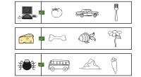 En la siguiente actividad trabajamos la conciencia fonológica a través de las rimas. Para ello os proponemos un ejercicio en la que nuestros alumnos deben colorear el dibujo que rime […]