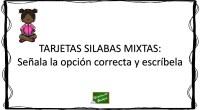 Las Sílabas Mixtas: Las Sílabas Mixtas son aquellas en las que se da una mezcla de sílaba directa con sílaba inversa: están compuestas por una sílaba directa más una consonante. […]