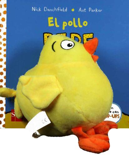 cuentos infantiles el pollo Pepe