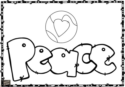 Bonitos Carteles Para Colorear Dia Del Amor Y La Amistad 2020 Orientacion Andujar