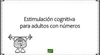 Observa los números, a continuación escribe cual es el número mayor y el número menor.