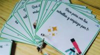 Os dejamos estas fantásticas tarjetas con las que vamos a trabajar la comprensión lectora mediante una serie de enunciados gracias a los cuales nuestros estudiantes deben de averiguar de que […]