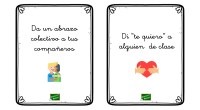 A continuación, os traemos una colección de tarjetas que forman parte de una dinámica que os hemos preparado para realizar en clase con motivo del día de la paz escolar […]