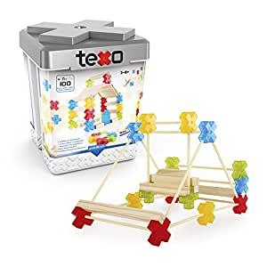 juego de arquitectura Texo stem