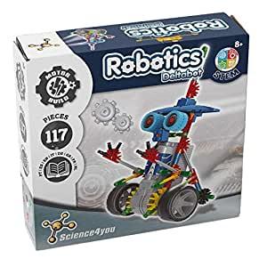 juguete cientifico robot stem
