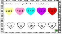 Divertida actividad para repasar las tablas de multiplicar especial San Valentín. Aprovechando que a nuestros peques les encanta colorear, vamos aprovechar para trabajar algo que no les motive tanto, las […]