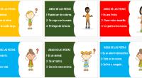 Divertido juego de pistas editable para trabajar la estimulación cognitiva con nuestros chicos.