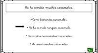 En la siguiente actividad vamos a trabajar la competencia semántica en frases. El objetivo del ejercicio es identificar la frase que signifique totalmente lo contrario a la oración que aparece […]