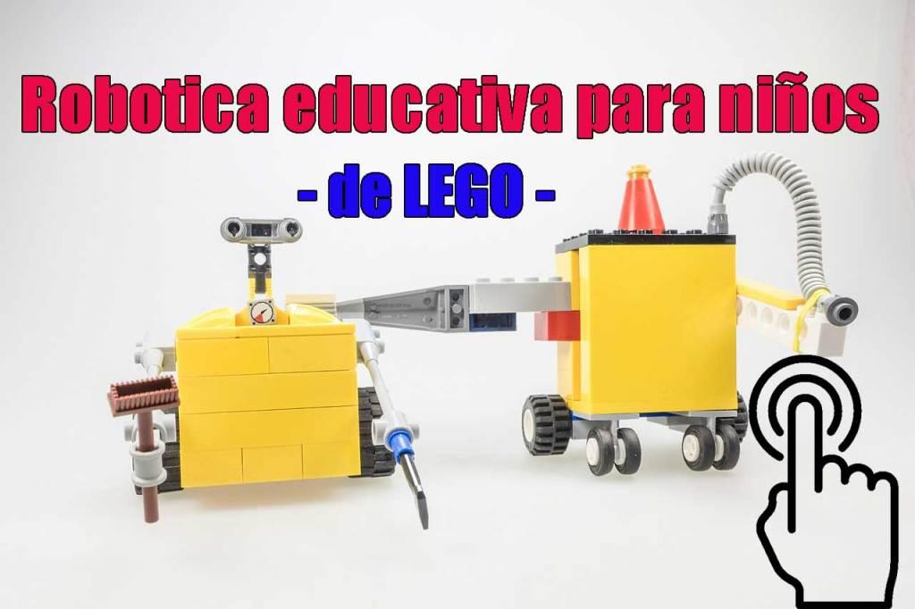 robotica educativa LEGO
